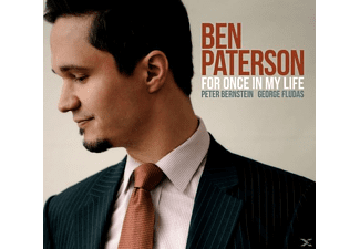 Ben Paterson - For Once In My Life - (CD)