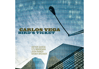 Carlos Vega - Bird's Ticket [CD]