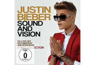 Justin Bieber - Sound And Vision [CD + DVD]