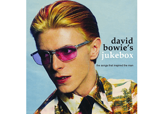 VARIOUS - David Bowie's Jukebox - (CD)