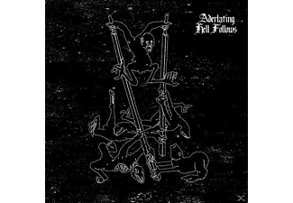 Aderlating - Hell Follows [CD]