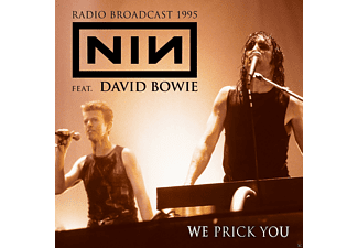 Nine Inch Nails, David Bowie - We Prick You [CD]