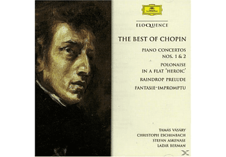 Tamas Vasary, Christoph Eschenbach, Berlin Philharmonic Orchestra, Berman Lazar - Best Of Chopin - (CD)