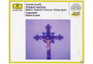 Sbr Eco Kub - Stabat Mater+Legenden - (CD)
