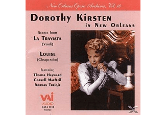 Dorothy Kirsten, Various - Dorothy Kirsten In New Orleans [CD]
