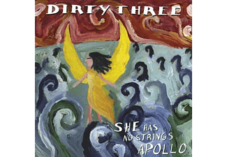 Dirty Three - She Has No Strings Apollo - (Vinyl)
