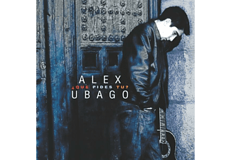 Alex Ubago - ?que Pides Tu? - (CD)