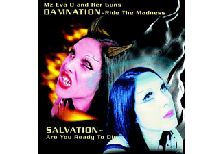 Eva O - Damnation-Salvation - (CD)