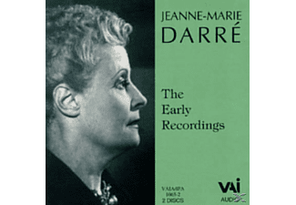 Jeanne-Marie Darre - The Early Recordings [CD]