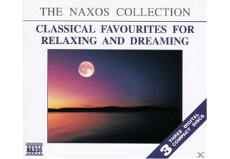 VARIOUS - Classical Favourites For Relax - (CD)
