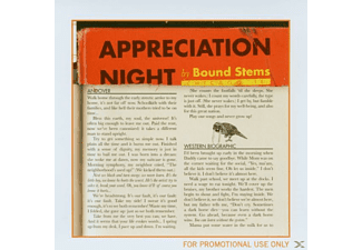 Bound Stems - Appreciation Night - (CD)