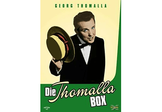 Die Georg Thomalla Box - (DVD)