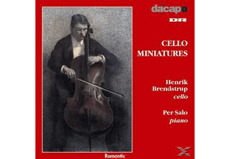 Henrik Brendstrup, Per Salo - Cello Miniatures [CD]