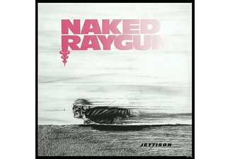 Naked Raygun - Jettison [CD]