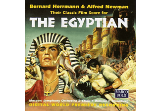 WILLIAM T. Moscow Symphonic Orchestra/choir/stromberg - The Egyptian - (CD)