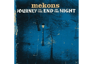 Mekon - Journey To The End Of The Night - (CD)