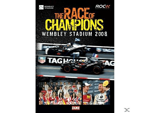 Race Of Champions 2008 - (DVD)