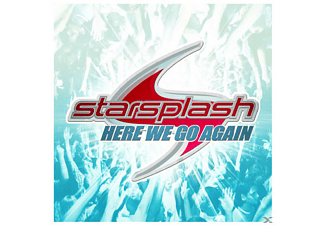 Starsplash - Here We Go Again (Limited Edition) [CD + DVD Video]