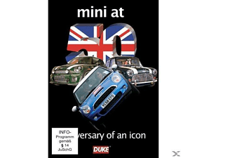 Mini At 50 Anniversary Of An Icon - (DVD)