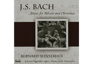 Bernard Winsemius - Music For Advent And Christmas - (CD)
