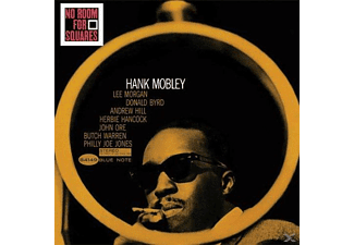 Hank Mobley - No Room For Squares - (CD)