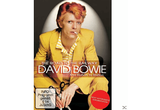 David Bowie - Road To The Railway - (DVD)