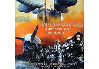 VARIOUS - Dazed & Confused - (CD)