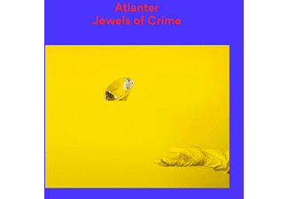 Atlanter - Jewels Of Crime [CD]