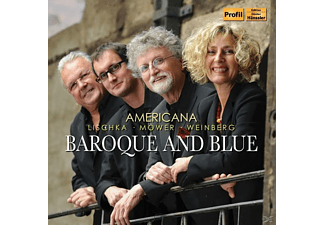 Baroque And Blue, VARIOUS - Americana - (CD)