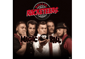 Rollin' Racketeers - Magic Ball - (CD)