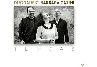 Duo Taufic/Barbara Casini - Terras - (CD)