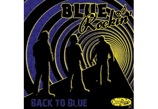 Blue Rockin' - Back To Blue - (CD)