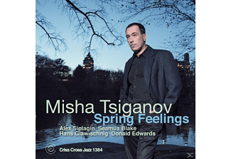 Misha Tsiganov - Spring Feelings - (CD)