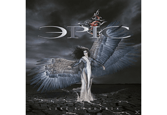 Epic - Like A Phoenix - (CD)