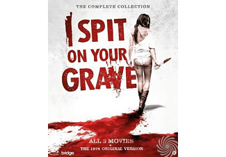 I Spit On Your Grave 1-3 | Blu-ray