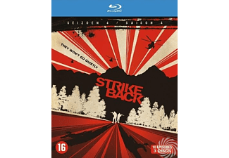 Strike Back - Seizoen 4 | Blu-ray