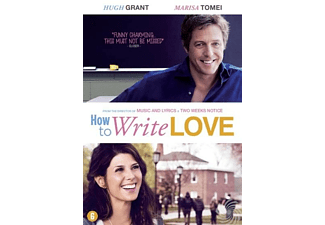 How To Write Love | DVD