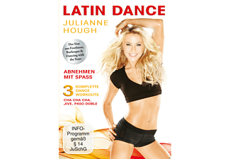 Julianne Hough - Latin Dance [DVD]
