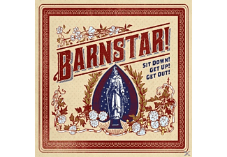 Barnstar! - Sit Down! Get Up! Get Out! - (CD)