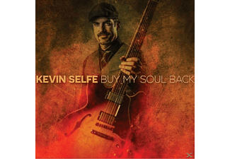 Kevin Selfe - Buy My Soul Back [CD]