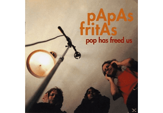 Papas Fritas - Pop Has Freed Us - (CD)