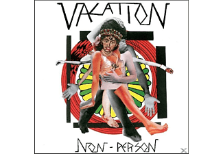 The Vacation - Non-Person - (Vinyl)