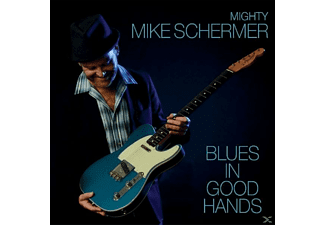 Mighty Mike Schermer - Blues In Good Hands - (CD)