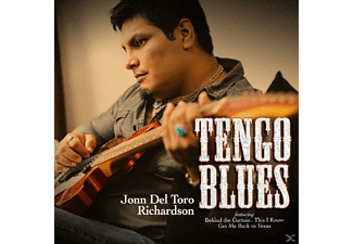 John Del Toro Richardson - Tengo Blues [CD]
