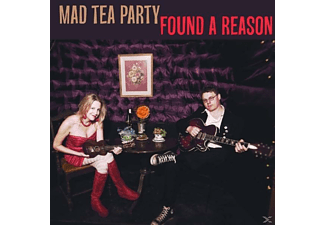 The Mad Tea Party - Found A Reason - (CD)