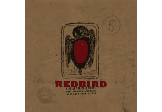 Redbird - Live  At The Cafe Carpe - (CD)
