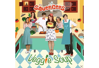 The Squeegees - Veggie Soup - (CD)
