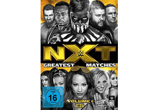 Nxt Greatest Matches Vol.1 - (DVD)