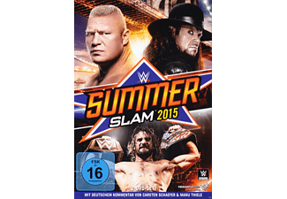 WWE Summerslam 2015 - (DVD)
