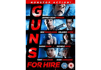 Guns for Hire - (DVD)